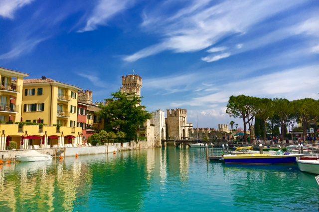 Lake Garda towns -Sirmione